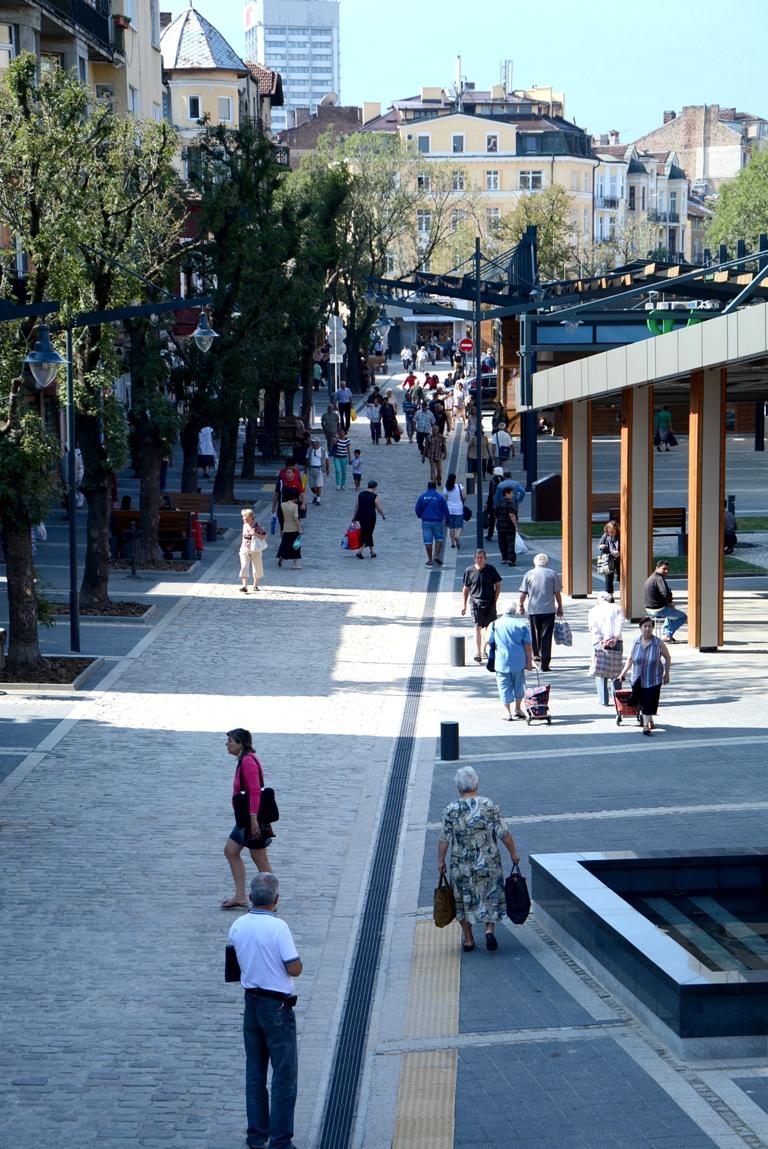 Женски пазар София | Пазари Възраждане ЕАД