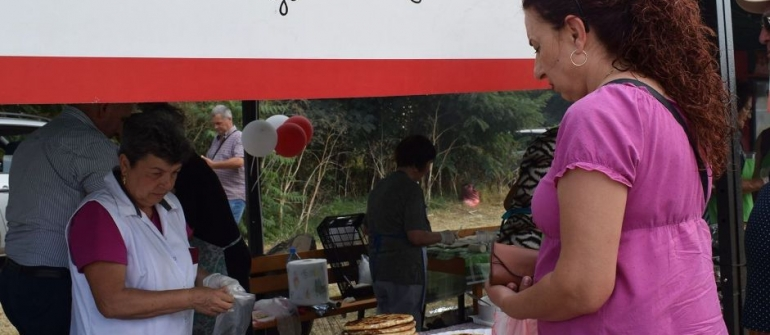 """Кулинарните традиции на Сакар гостуват тази събота на Фермерски пазар """"Пендара""""  на Женски пазар"""
