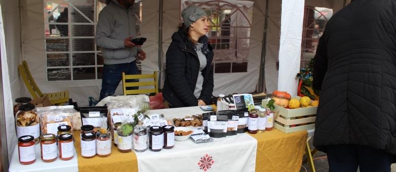"""Първият за 2020 г. Фермерски пазар """"Пендара""""  на Женски пазар ще се проведе тази събота от 10 до 16 часа"""
